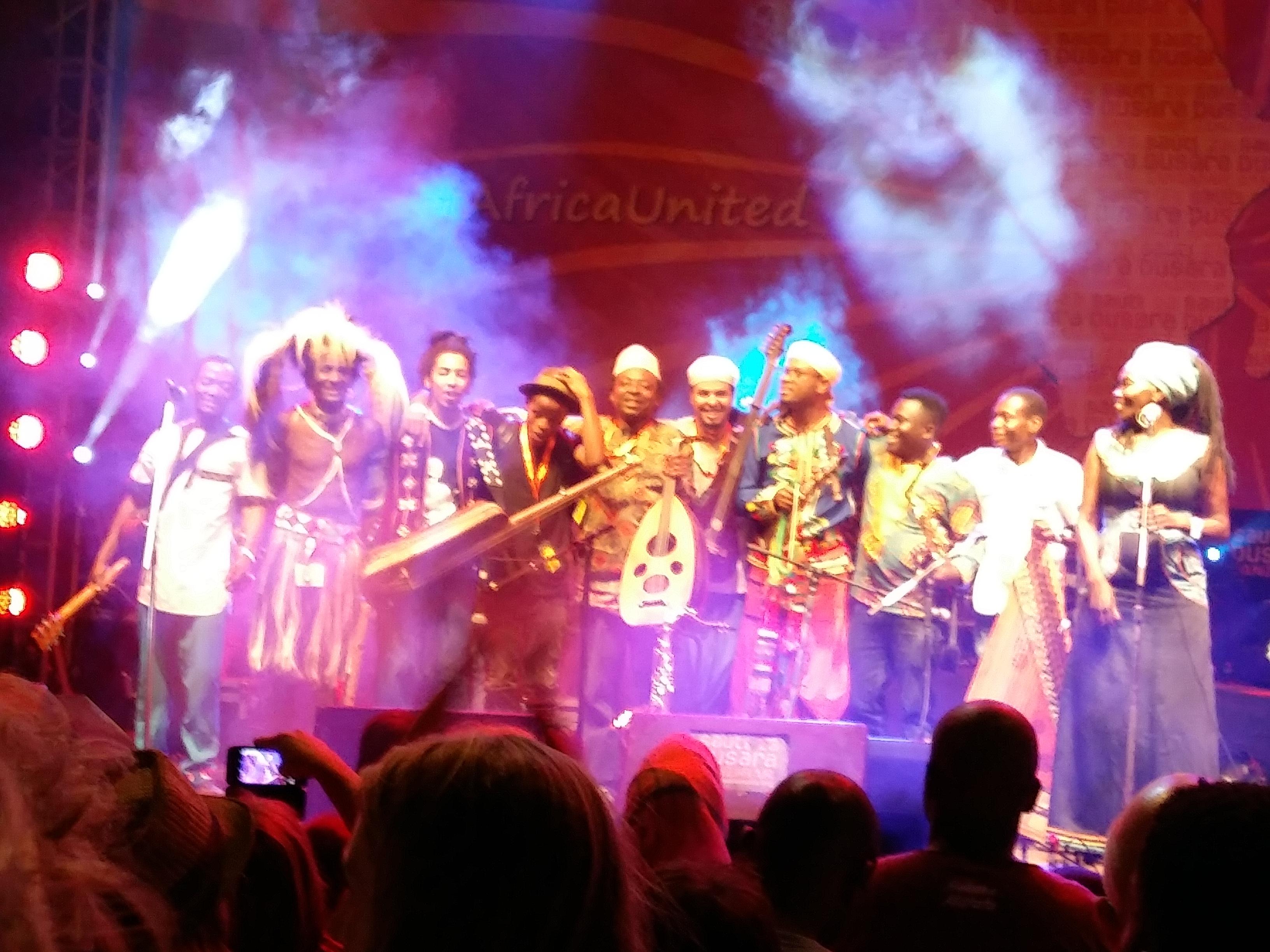 Festival Sauti Za Busara