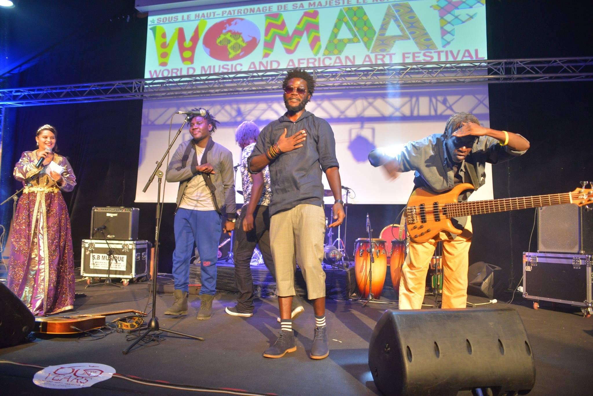Festival WOMAAF