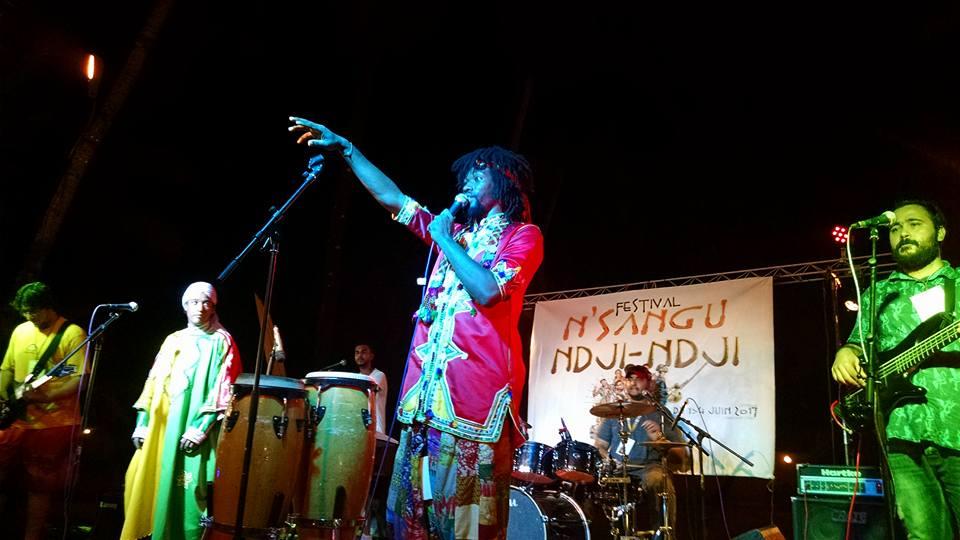 Festival N'SANGU NDJI-NDJI