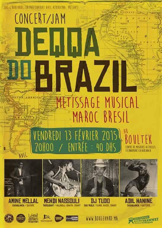 DEQQA DO BRAZIL