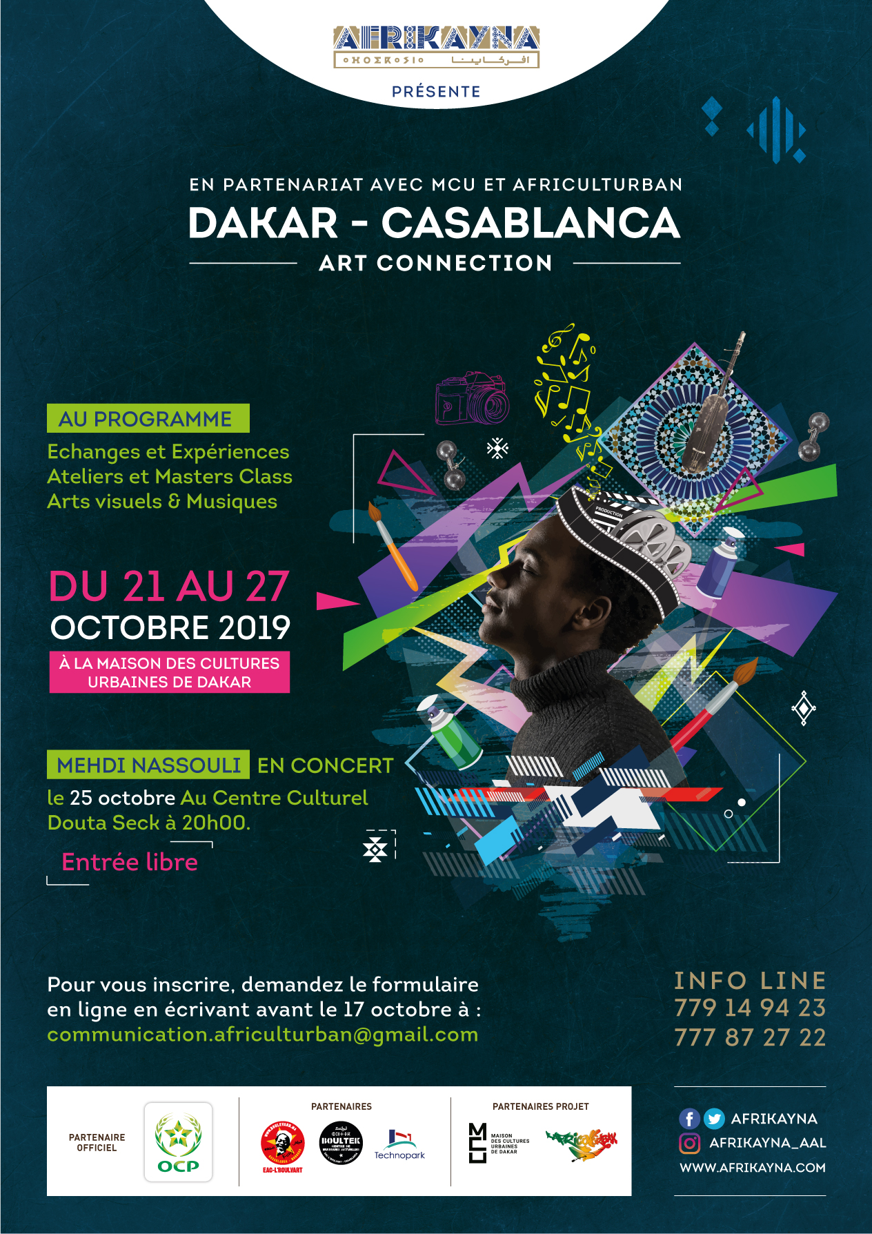 Dakar – Casablanca Art Connection