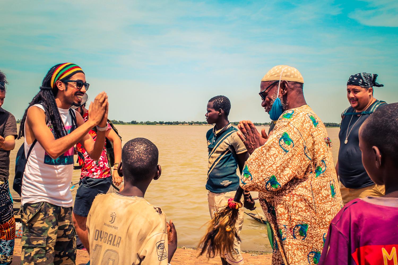 Podcast – Rencontre en pays Bamanan