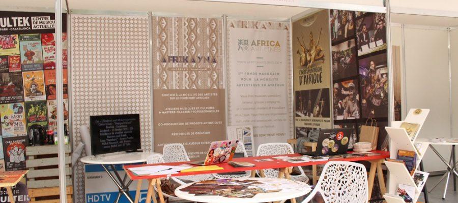 afrikayna visa for music mobility fund music art